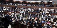 Cumhurbaşkanı Erdoğan bakan ve milletvekilleriyle bir araya gelecek