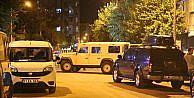 Diyarbakırda ilçe emniyet müdürlüğüne saldırı