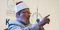 Dünya Müslüman Alimler Birliği Başkanı Karadavi: Kudüs, tüm İslam ümmetini ilgilendiren bir davadır