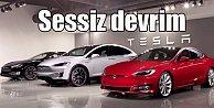 Elektrikli otomobil piyasası kızışıyor: Tesla'dan lüks devrim