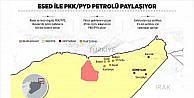 Esed ve PKK/PYD petrolü paylaşıyor