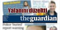 Guardian#039;dan #039;Erdoğan da yazmak istedi#039; iddiasına tekzip