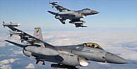 İHAlar tespit etti, F-16lar vurdu