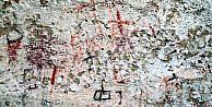 Kahramanmaraşta eski taş çağına ait mağara resimleri bulundu