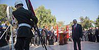 Kıbrıs Barış Harekatının 43. yıl dönümü kutlanıyor