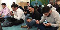 Kolombiyalı Müslümanlar Mescid-i Aksa için dua etti
