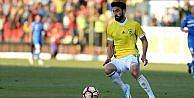 Mehmet Ekici Fenerbahçe-Juventus Bükreş maçında sakatlandı