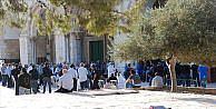 Mescid- Aksaya 182 fanatik Yahudi baskın düzenledi
