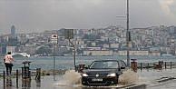 Meteorolojik verilere göre yağış İstanbul'u terk etti