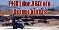 PKK-PYD'li teröristler, Amerika'ya üs için savaşmış!