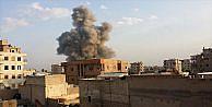 Rakka'da 84 sivil öldü
