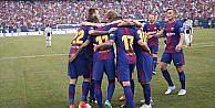 Şampiyonlar Kupası Barcelona'nın