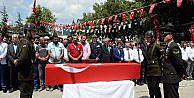 Şehit Astsubay Akdağ son yolculuğuna uğurlandı
