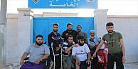Suriyede rejimin koyduğu engeller kaldırılıyor