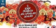 Türk Dünyası Ata Sporları Şenliği 2. kez Kocayayla'da başlıyor