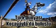 Türk dünyası spor oyunlarında buluştu