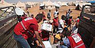 Türkiyeden Vaerli sığınmacılara yardım eli