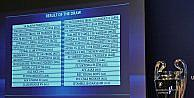 UEFA Şampiyonlar Ligi'nde 3. ön eleme turu kuraları çekildi