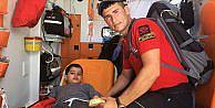 Uludağda kaybolan 9 yaşındaki Katarlı çocuk bulundu