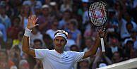 Wimbledon'da şampiyon Federer