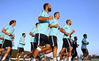 A Milli Futbol Takımı, Lucescu yönetiminde ilk antrenmanına çıktı