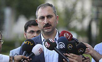Adalet Bakanı Gül: Ceza infaz kurumu personeli erken emekli olabilecek