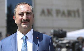 Adalet Bakanı Gül: Yeni KHK'da 'lekelenmeme hakkı' daha güçlü bir güvenceye kavuşturuldu