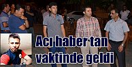 Adanalı polis memuru Erhak Konuk Şemdinli'de şehit old