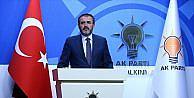 AK Parti Genel Başkan Yardımcısı Ünal: Kumpas dendiğinde akla FETÖ gelmektedir