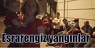 Balıkesir Edremit#039;te esrarengiz yangınlar korkutuyor