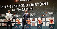 Basketbol Süper Ligi'nde ilk yarı fikstürü belli oldu