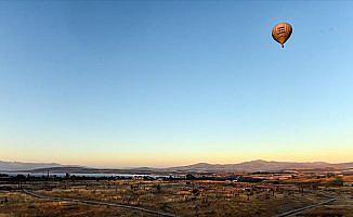 Bitlis semalarında balon turu