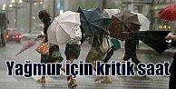 Bugün hava nasıl olacak? Meteorolojiden yağmur uyarısı