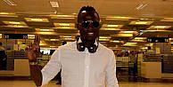 Bursaspor'un yeni transferi Badu İstanbul'a geldi