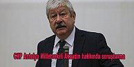 CHP Antalya Milletvekili Akaydın hakkında soruşturma