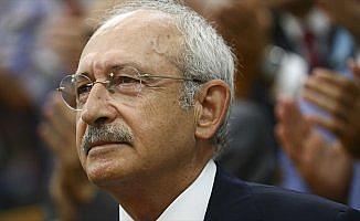 CHP Genel Başkanı Kılıçdaroğlu: Adalet dışında başka kavramlar da gündemimizde olacak