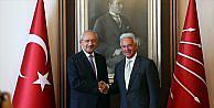 CHP lideri Kılıçdaroğlu, İngiliz Bakan Duncanı kabul etti
