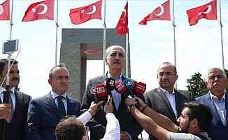 'CHP'den beklentimiz bu çirkin görüntüler dolayısıyla milletten açıkça özür dilenmesidir'