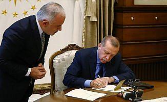 Cumhurbaşkanı Erdoğan kurban vekaletini Kızılay'a verdi