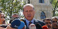 Cumhurbaşkanı Erdoğandan Almanyadaki Türklere çağrı