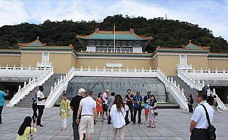 Dağın içine gizlenmiş hazine: Taipei Ulusal Saray Müzesi