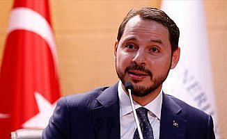 Enerji ve Tabii Kaynaklar Bakanı Albayrak: Artık iğne iplik üretmiyoruz, altyapı üretiyoruz