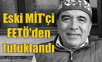 Eski MİT'çi, Enver Altaylı FETÖ'den tutuklandı