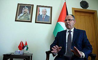 Filistin'in Ankara Büyükelçisi Mustafa: Kudüs'te elde edilen zaferde Türkiye'nin önemli rolü var