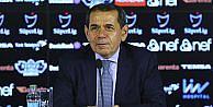 Galatasaray Kulübü Başkanı Özbek: Yeni transferler için çalışmalar yapıyoruz