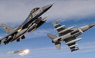 Irak'ın kuzeyinde PKK'lı 7 terörist öldürüldü