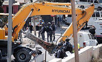 İsrail Filistinlinin evini ikinci kez yıktı