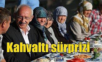 Kılıçdaroğlu: Çayınızı içtik, lokmanızı yedik, helal edin