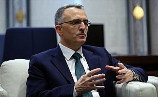 Maliye Bakanı Ağbal'dan MASAK açıklaması