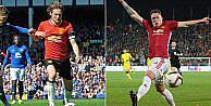 Manchester Unitedlı futbolculara ceza